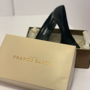 Franco Sarto Black Pumps (7)